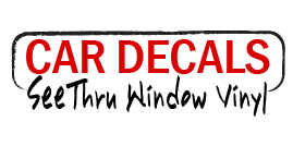 SeeThru Window Vinyl