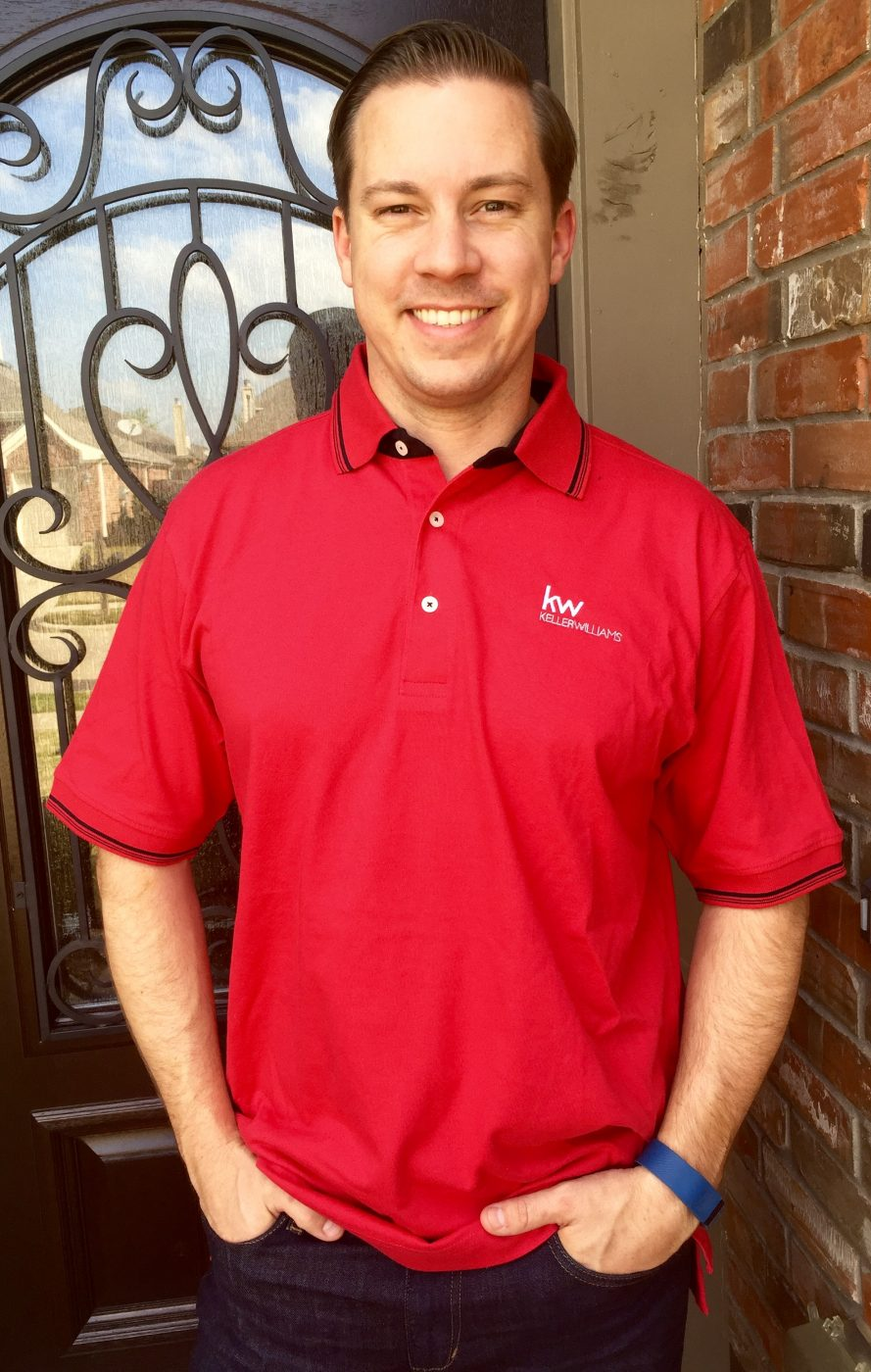 Embroidered Keller Williams Men S Red Polo Marrvelous
